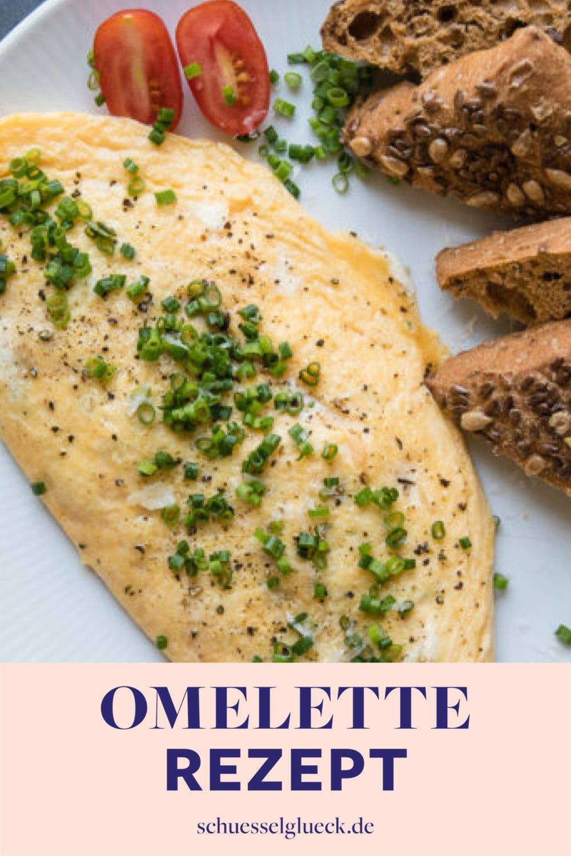Perfektes Omelette selber machen – mit Schritt für Schritt Anleitung!