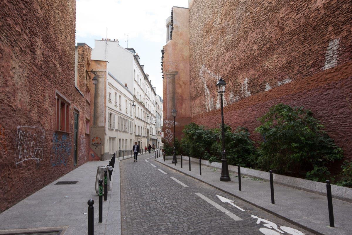 Straßen in Paris