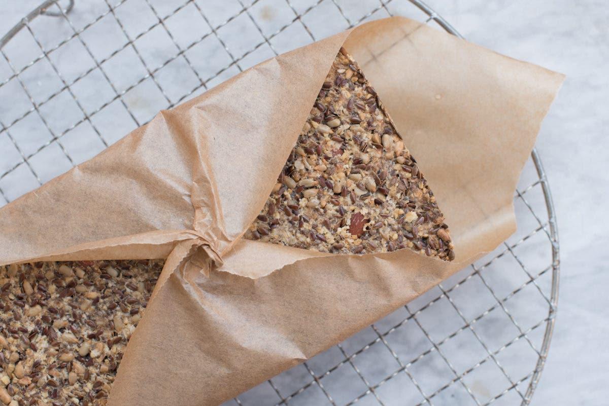 Gesunde Frühlingsrezepte: Glutenfreies Körnerbrot