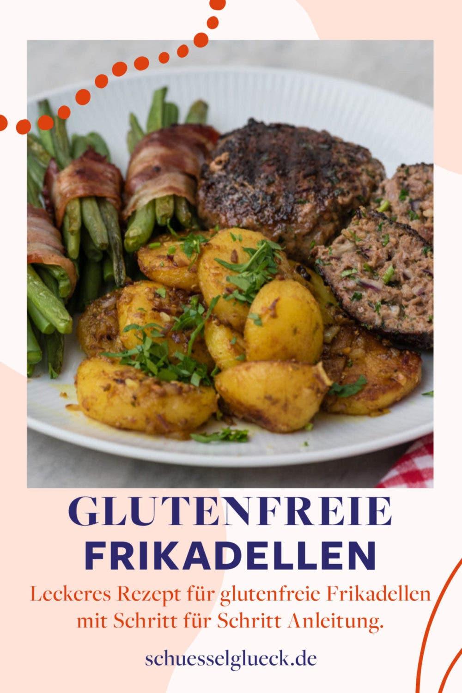 Supersaftige, glutenfreie Frikadellen - mit Schritt für Schritt Anleitung!