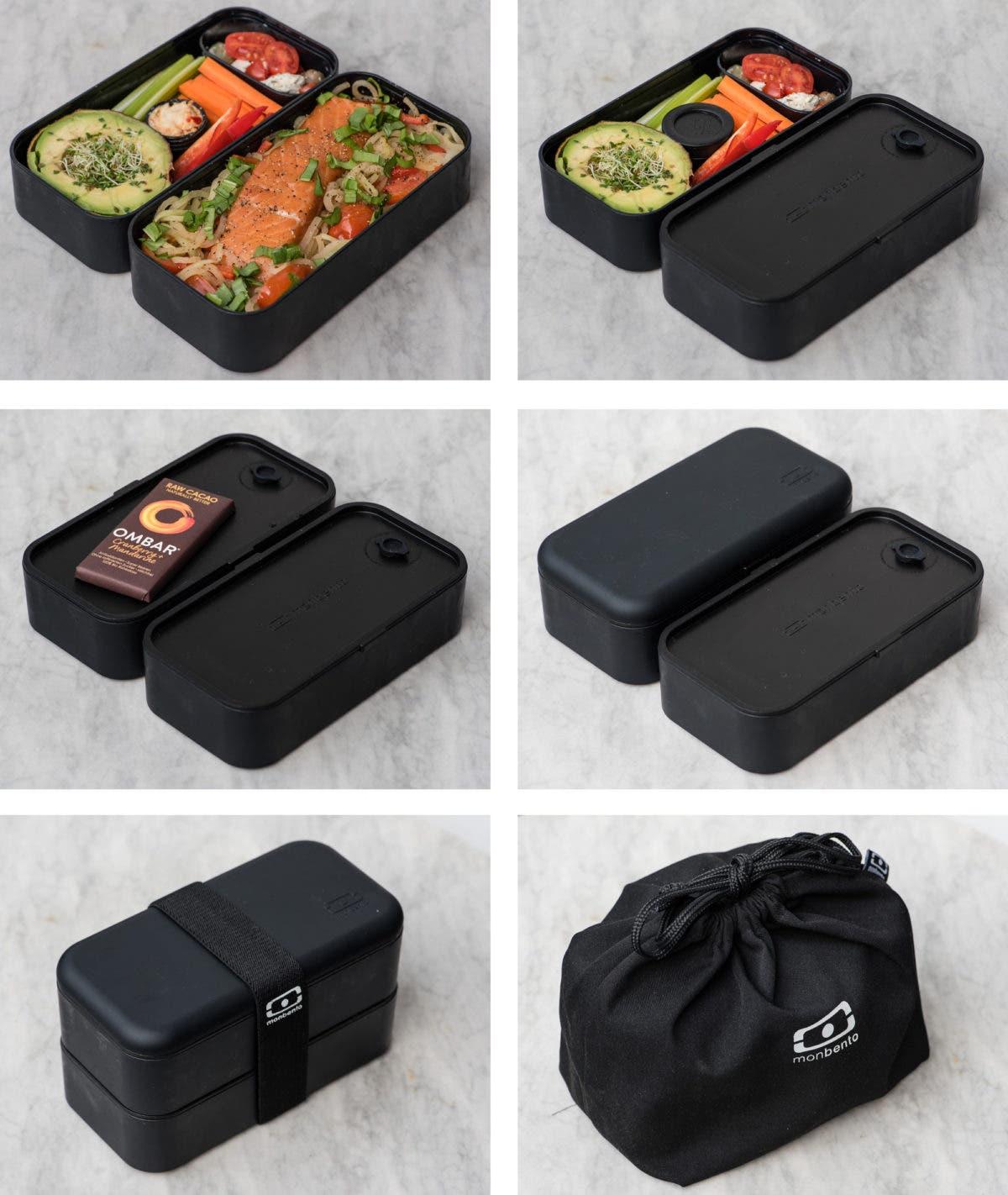 Tipps für eine gelungene Lunch Box: Collage
