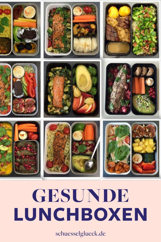 Die besten Tipps für leckere, gesunde Lunchboxen