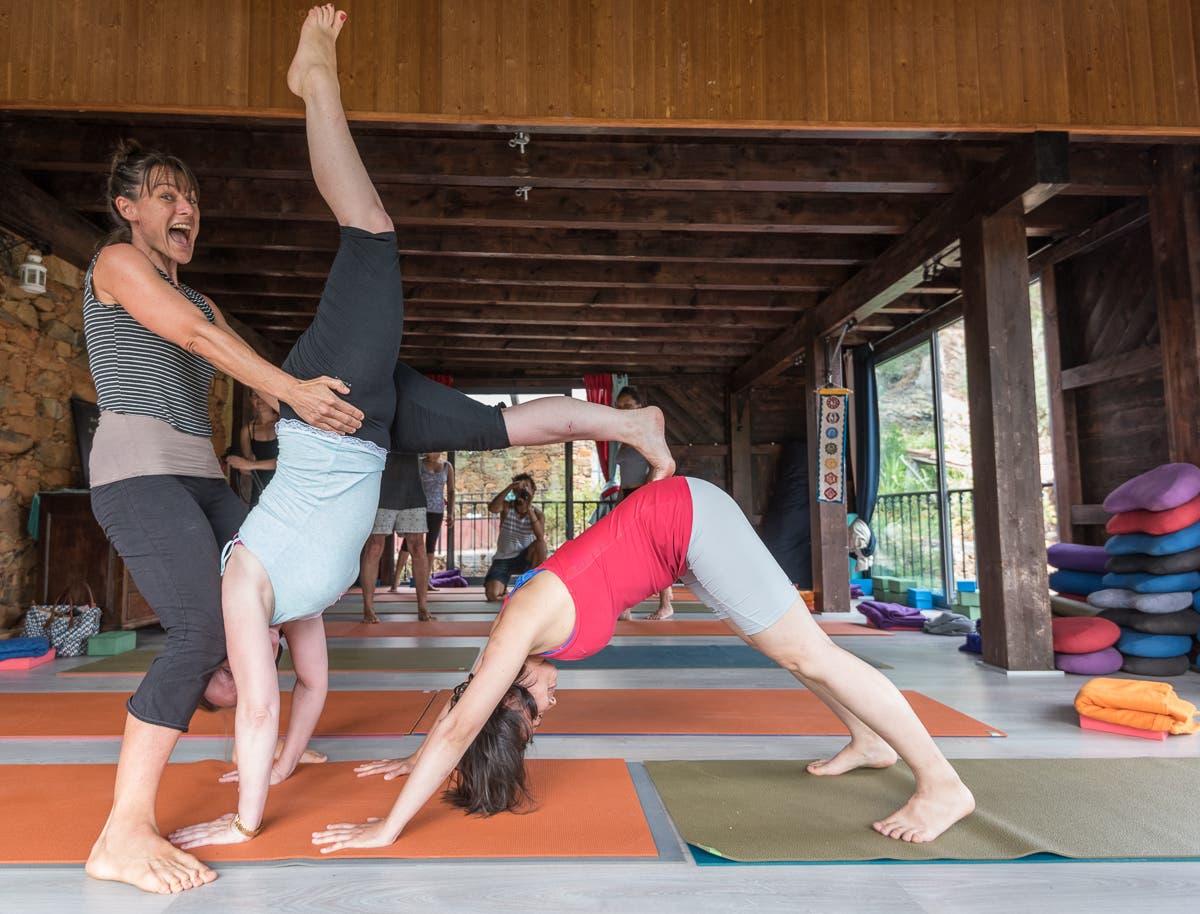 Happy, healthy, holy in Vale de Moses - Entschleunigen im Yoga Retreat in den portugiesischen Bergen