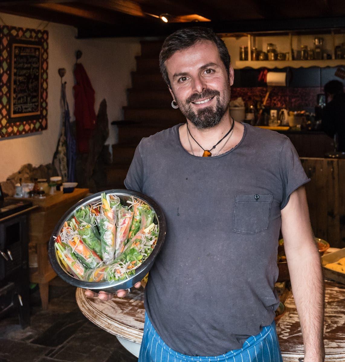 Happy, healthy, holy in Vale de Moses - Clean Eating: Vegetarisch und ayurvisch inspiriert