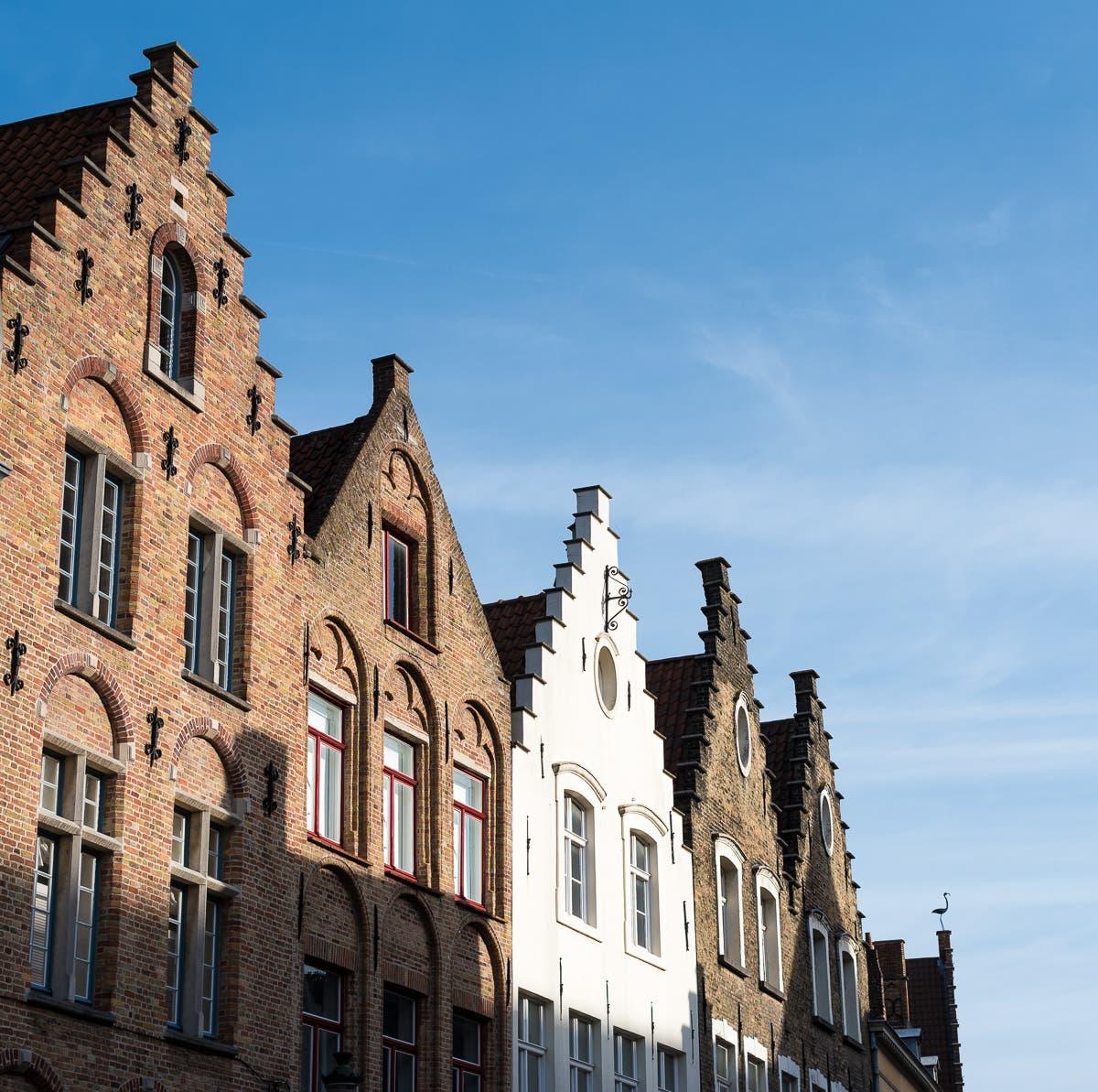 Brügge sehen und schlemmen! Romantische Stadtspaziergänge und neue belgische Küche