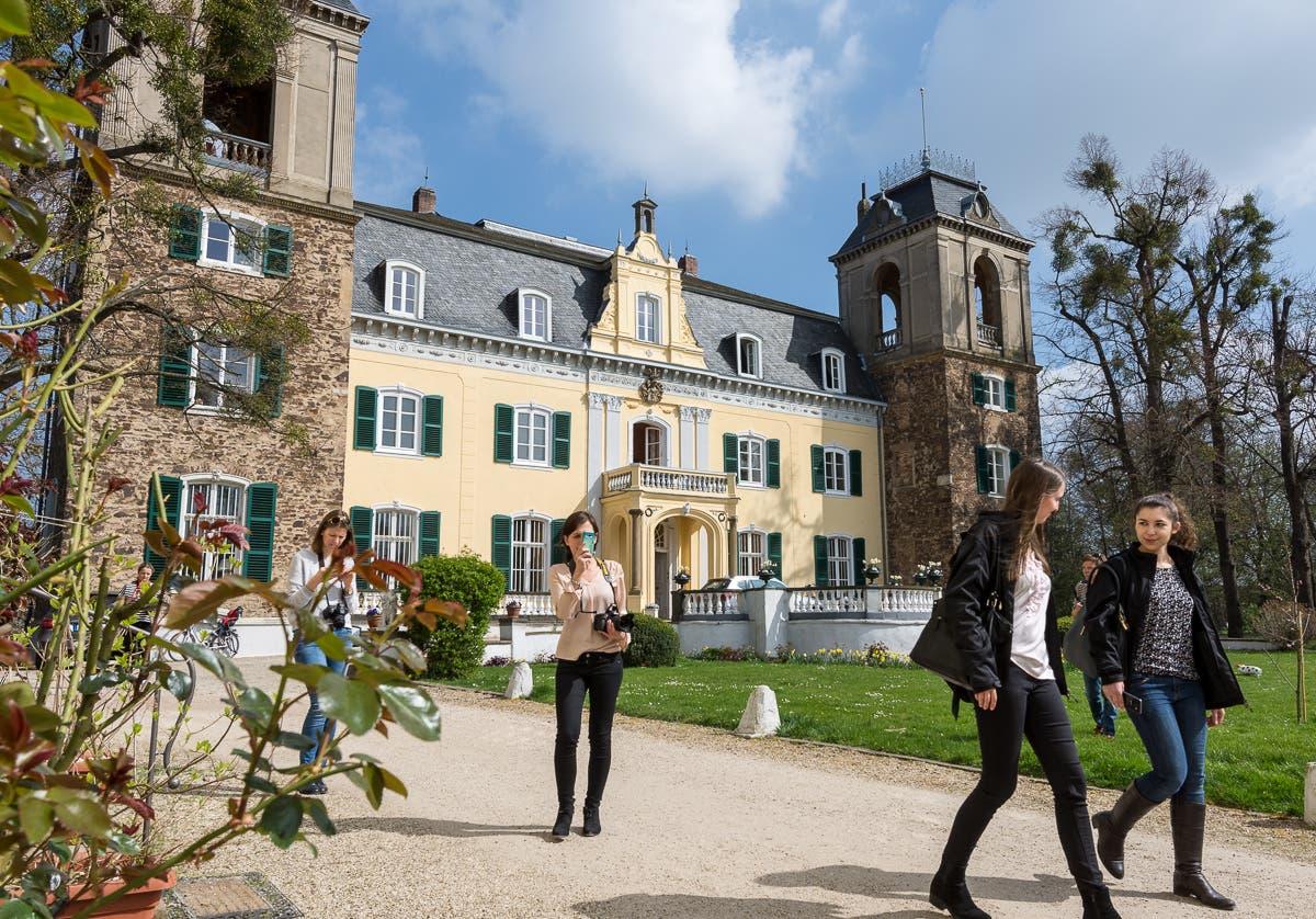 Landlust Burg Flamersheim // Mit Jeunes Restaurateurs durch Deutschlands kulinarischen Westen #JREBLOGGERREISE