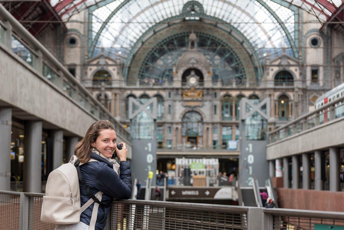 ANTWERPENs Genuss Hot Spots & coole Ecken - Hauptbahnhof