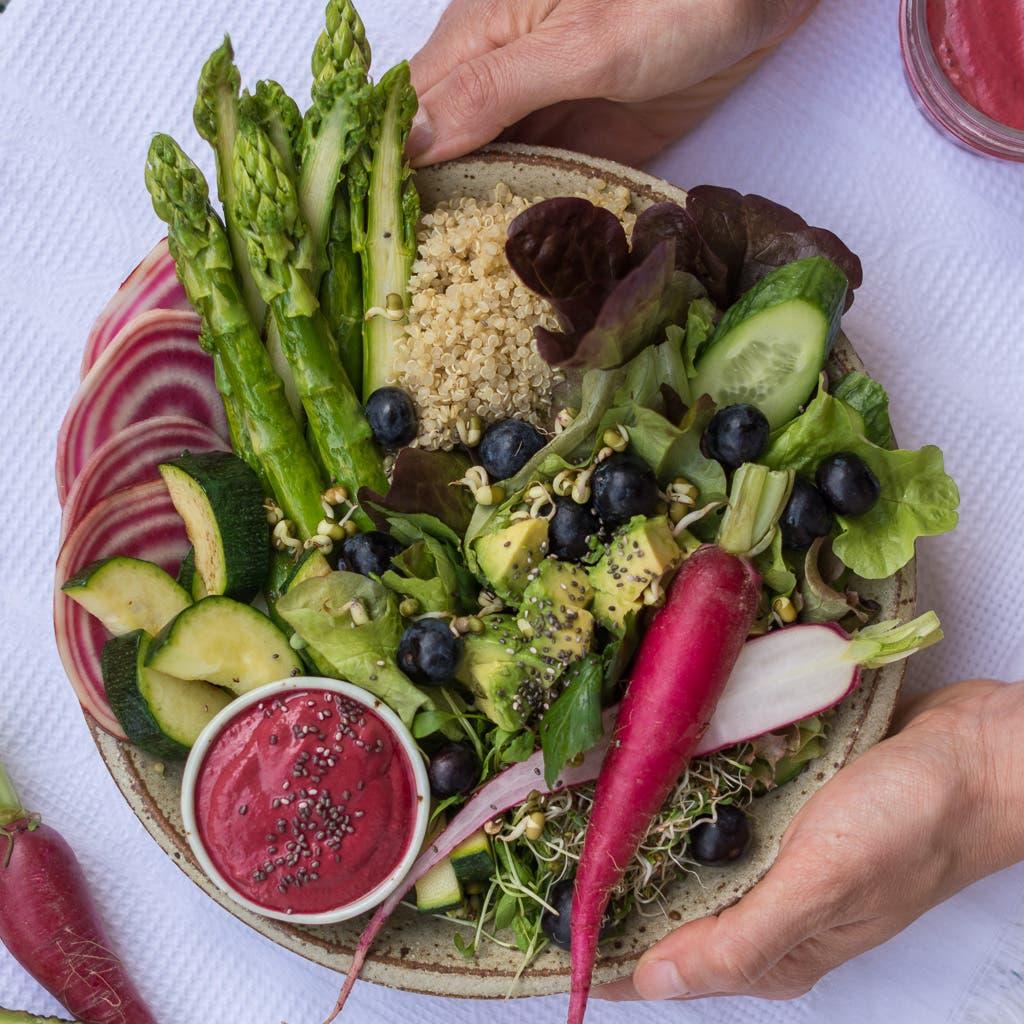Gesund & einfach lecker: 14 knallfrische Gemüserezepte für den Frühling zum verlieben!