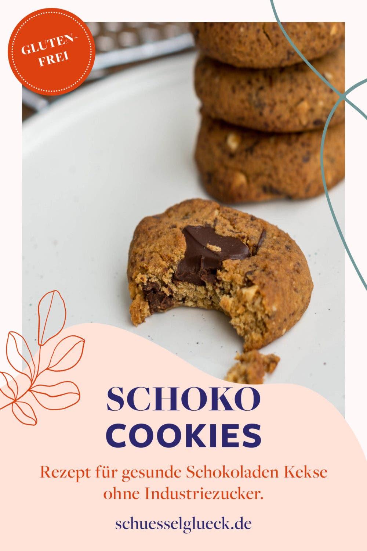 Die besten gesunden Chocolate Chip Cookies ever – meine absoluten Wohlfühlkekse!