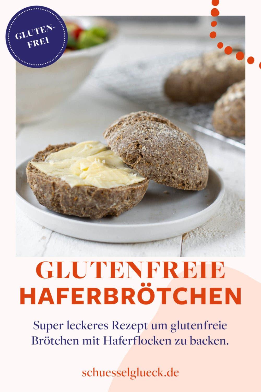Glutenfreie Brötchen mit Karotten & Haferflocken – so wird\'s perfekt!