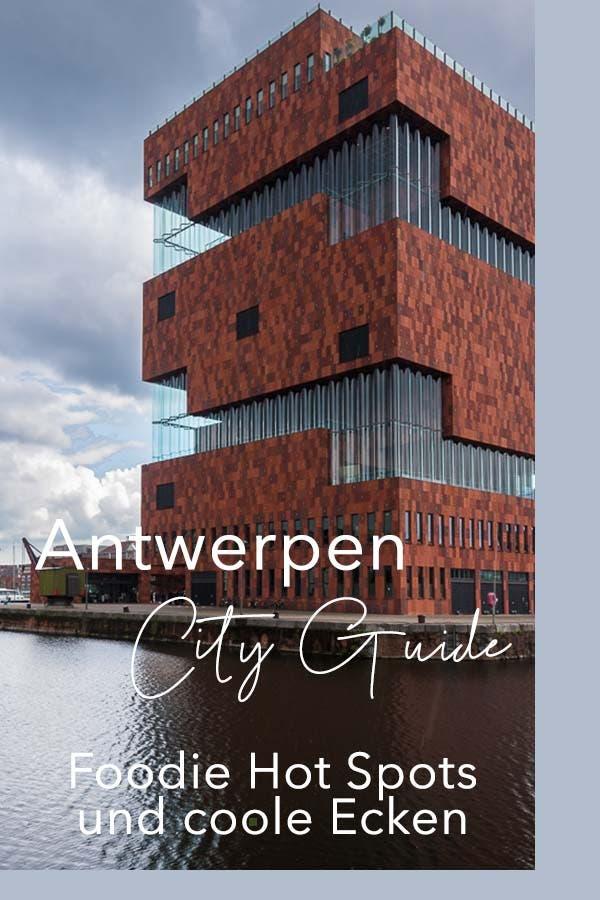 Mein persönlicher City Guide für Antwerpen: Neue belgische Küche und Concept Stores zum verlieben. Kunst & Kultur. Und natürlich feinste belgische Schokolade. #antwerpen #cityguide #kulinarik #belgien | schuesselglueck.de