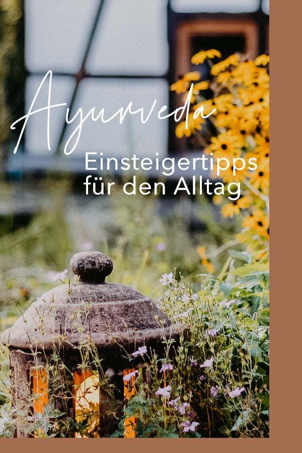 Was steckt hinter Ayurveda? Und lassen sich die Weisheiten aus Indien auf unseren deutschen Alltag übertragen? Plus 3 Ayurveda Tipps für deinen Alltag. #ayurveda #ayurvedasymposium #ayurvedaimalltag | schuesselglueck.de