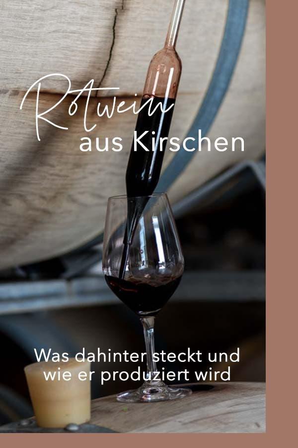 Rotwein aus Kirschen ?! Ein Besuch bei Frederiksdal Kirsebaervin.