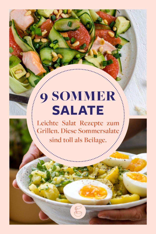 Meine 9 liebsten Sommersalate zum Grillen – so bunt wie der Regenbogen