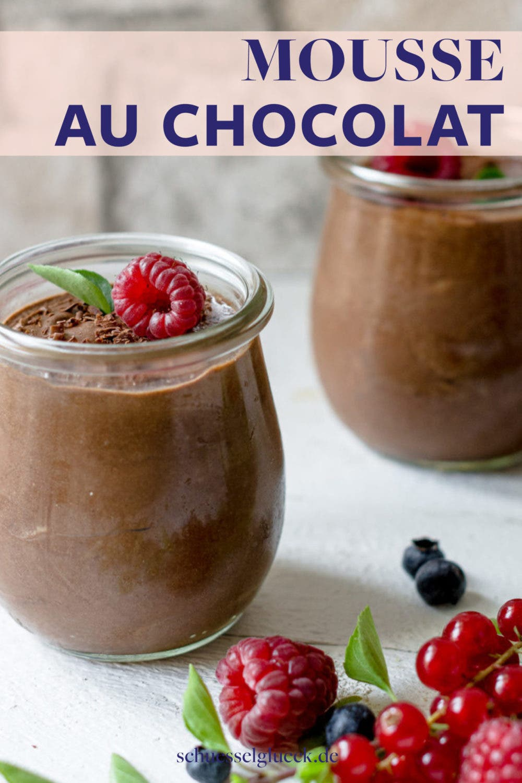Weltbeste Mousse au Chocolat  – mit Anleitung vom Profi für perfekte Ergebnisse!