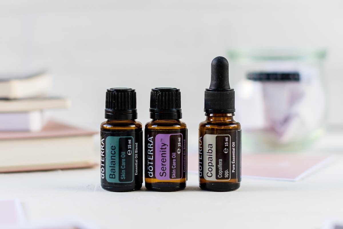Drei ätherische Öle für Stressmanagement