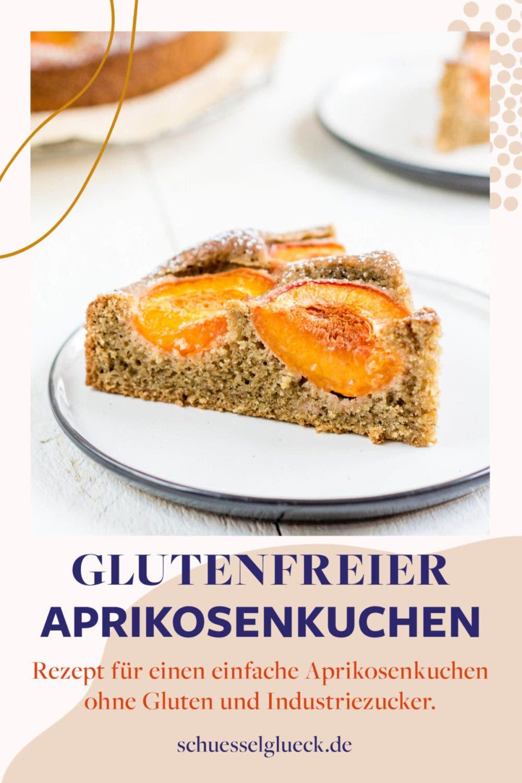 Einfacher, glutenfreier Aprikosenkuchen – blitzschnell in einer Schüssel zusammengerührt!