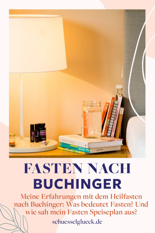 Buchingerfasten am Bodensee – meine Erfahrungen und Tipps!