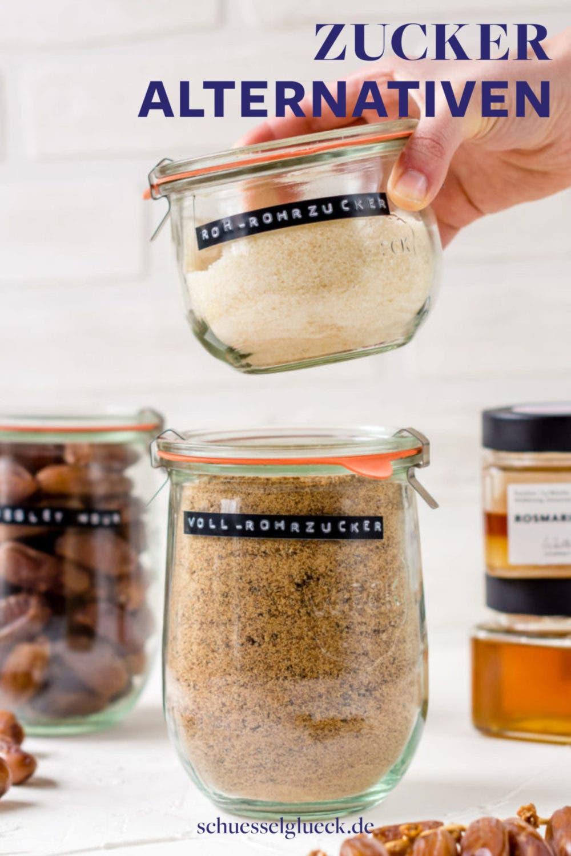 Gesünder süßen ohne Industriezucker: meine liebsten Zuckeralternativen