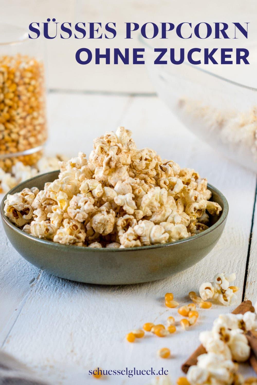 Gesundes Popcorn einfach selber machen – wie im Kino, nur besser!
